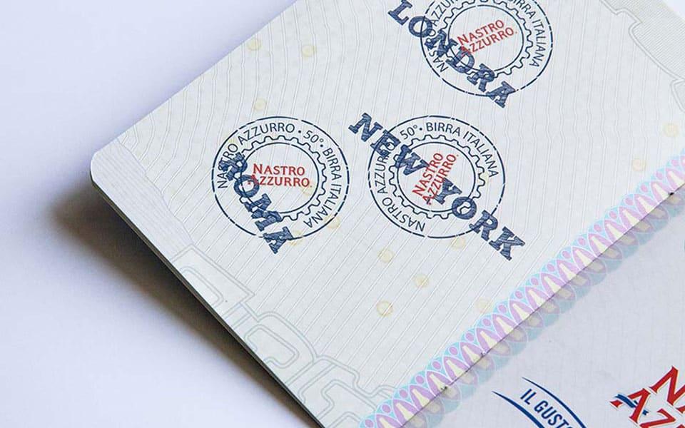 Nastro Azzurro - Passaporto 2