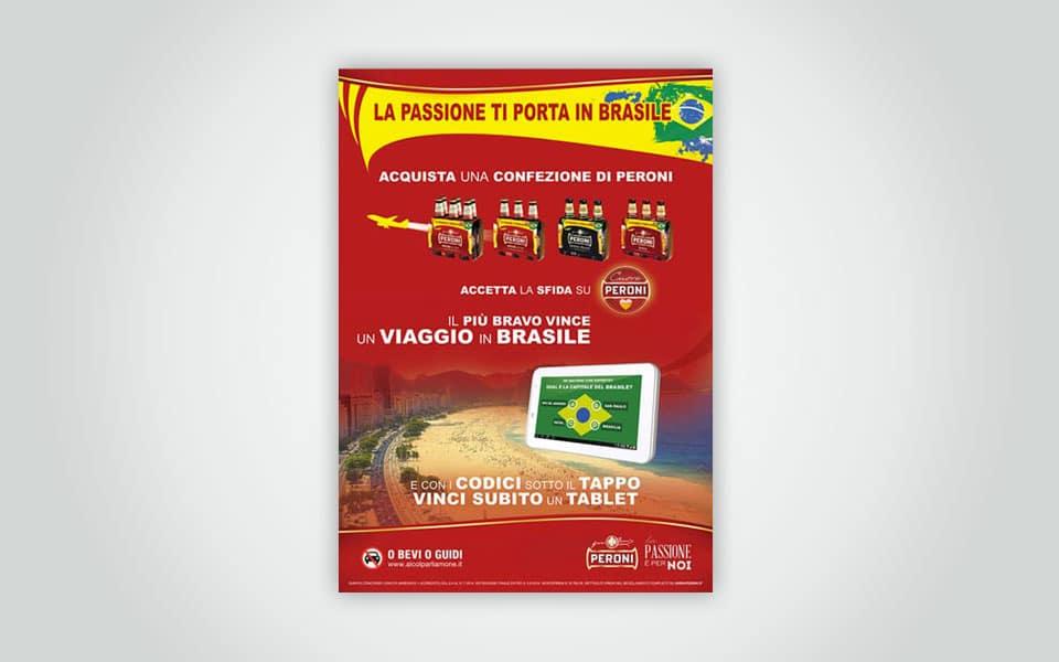 Peroni - Passione Brasile 2