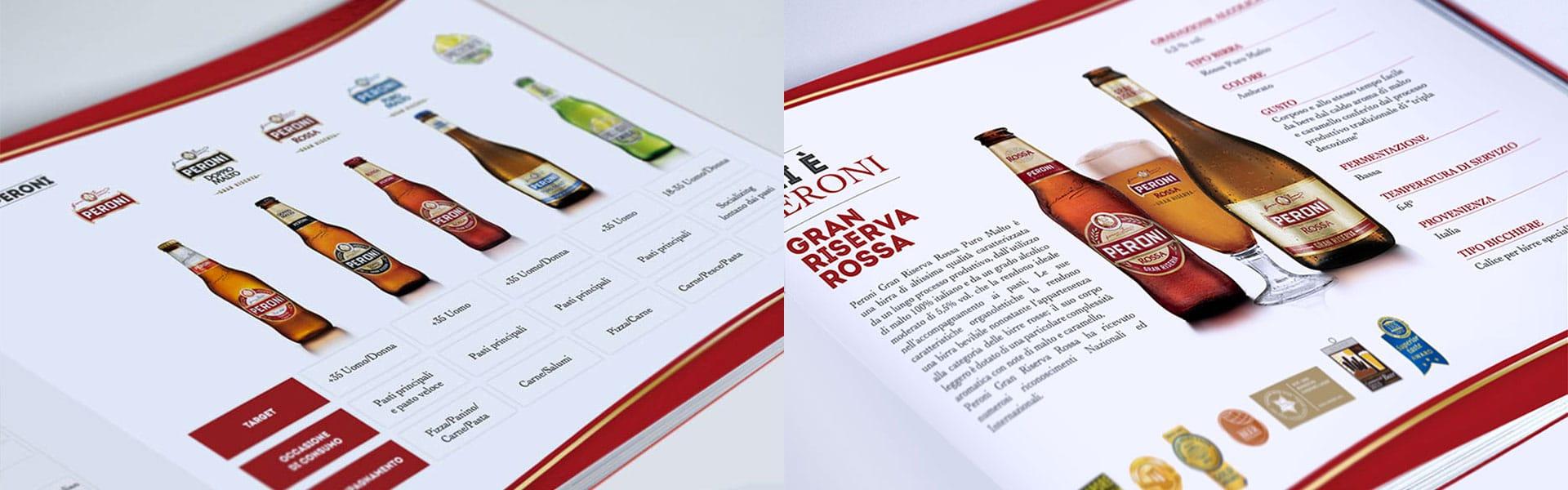 Peroni - Brandbook 1