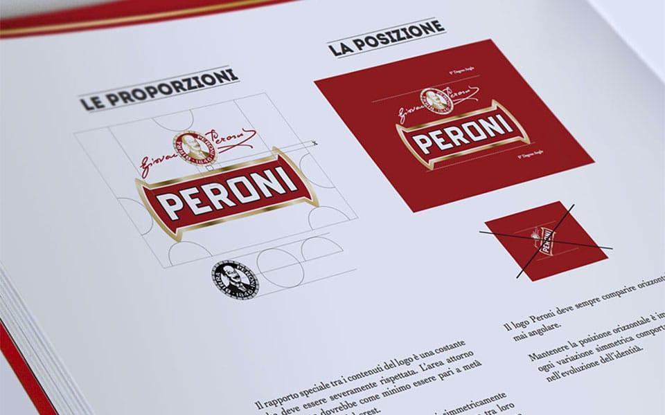 Peroni - Brandbook 2