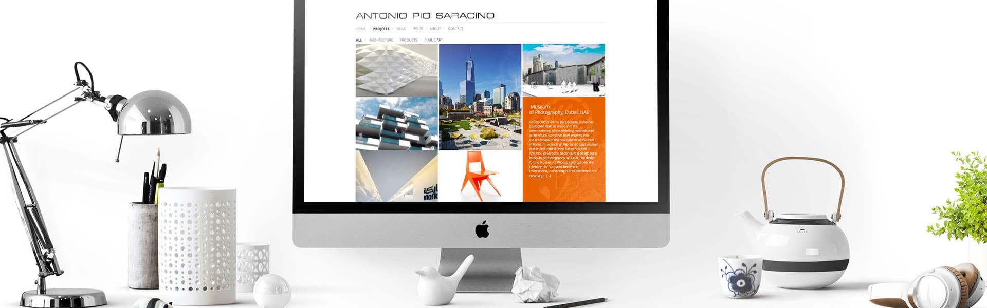Antonio Pio Saracino - Sito Online 1