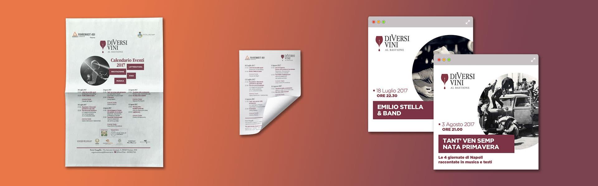 DiVersi Vini - Cultura e Degustazioni 1