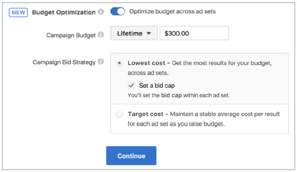 Campaign Budget Optimization (CBO): da settembre Facebook non ci dà scelta. 2