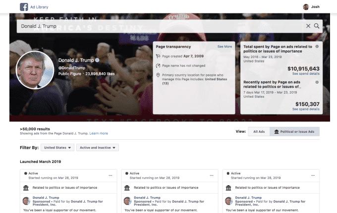 Facebook introduce la Libreria inserzioni - ora potrai prendere ispirazione dai migliori 1