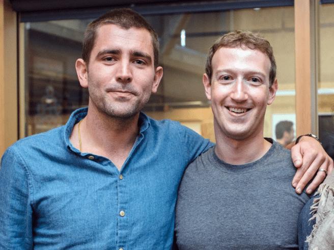 Un nuovo capitolo per Facebook, parola di Zuckerberg. 1