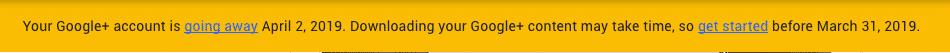 """Arriva la fine di Google Plus: addio al social mai """"partito"""" 1"""