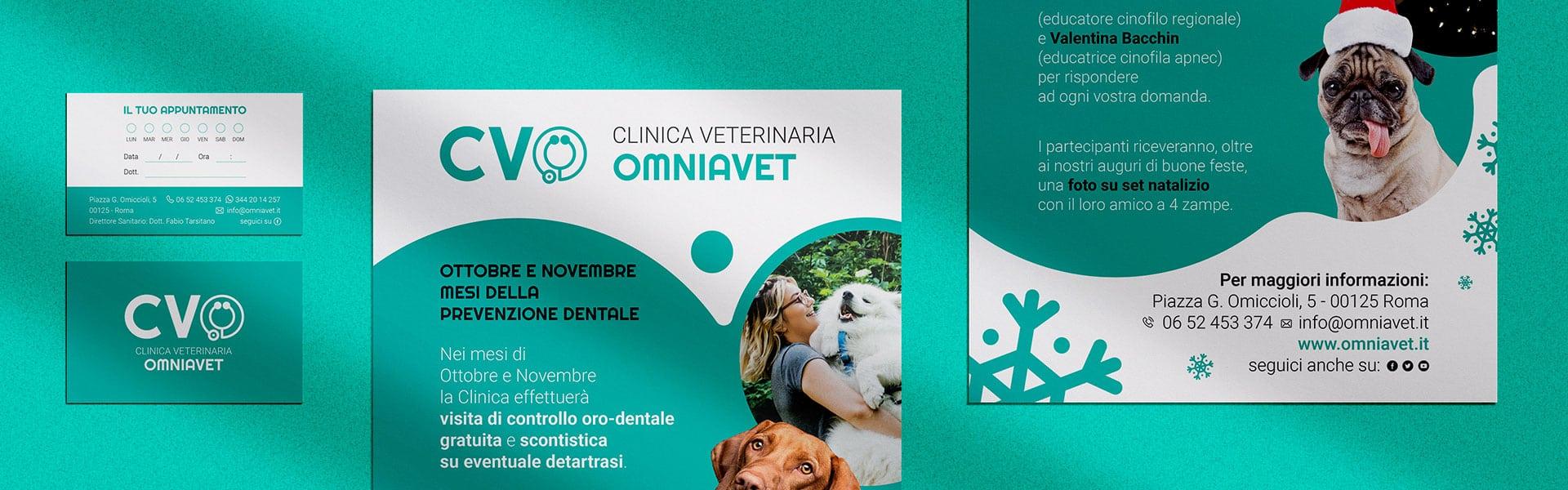 Omniavet - Brand Identity 1
