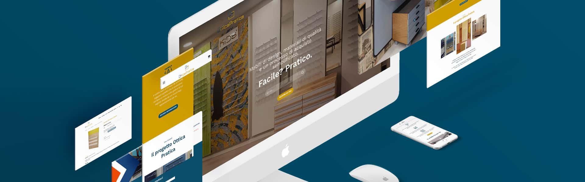 Ottica Pratica - E-commerce 1